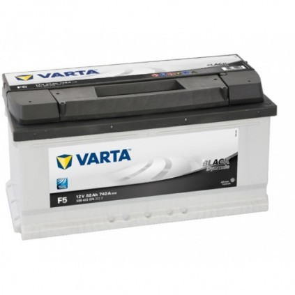 VARTA Black Dynamic Batteri 12V 88AH 740CCA (353x175x175/175mm) +høyre F5